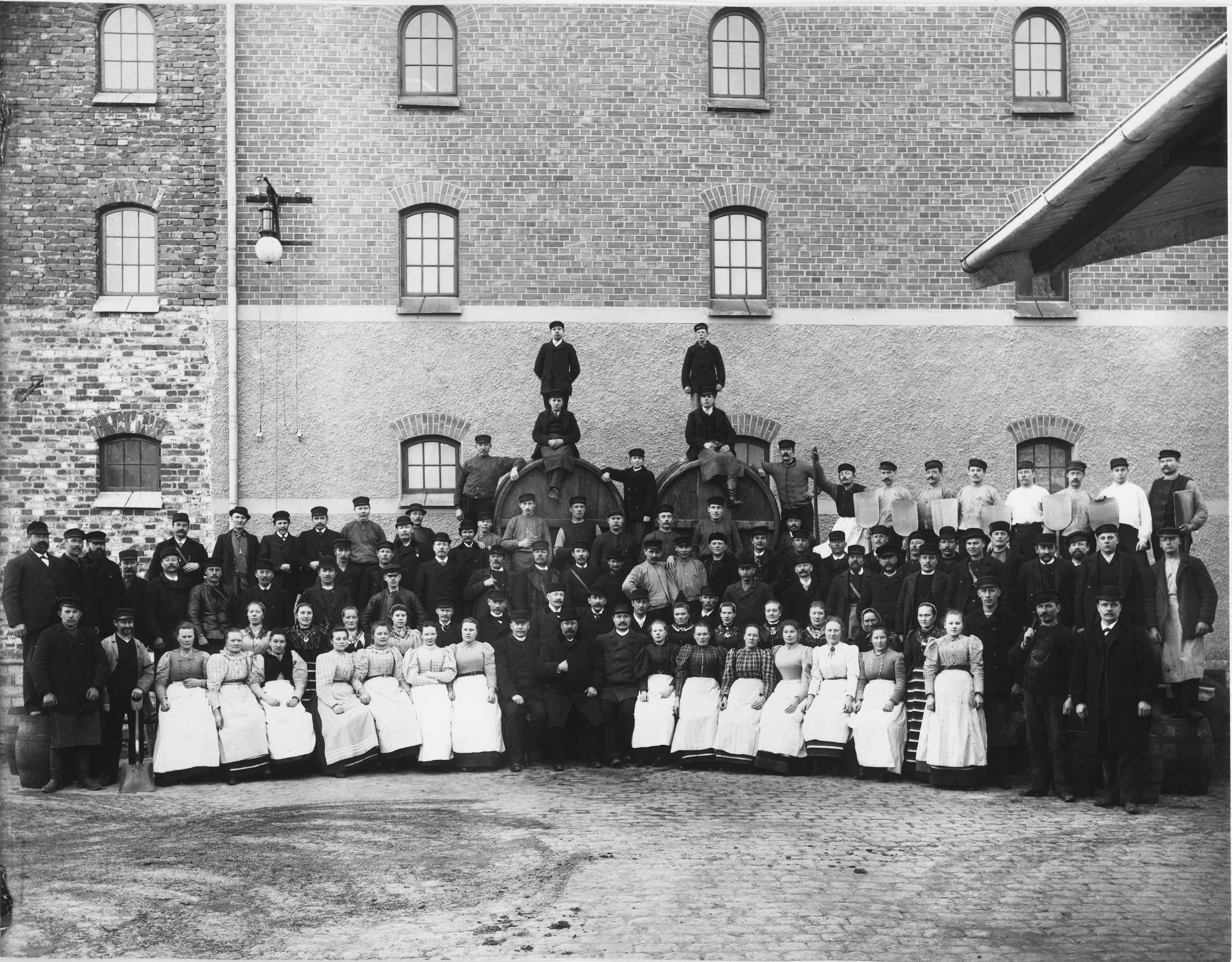 Personalen 1895-97