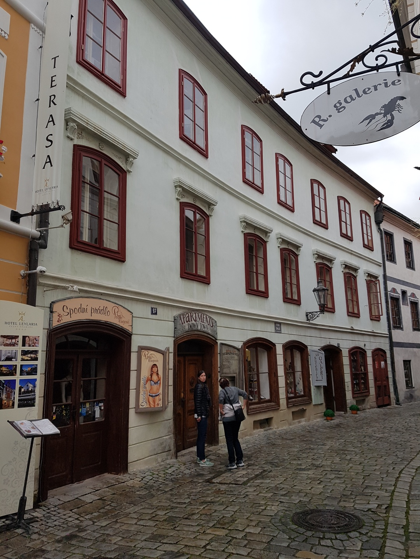 Hus som ägdes av Neumüller