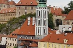 Jodorikirche som ägdes och beboddes av släkten Neumüller
